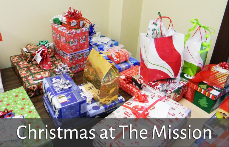 Holidays - Christmas at the Mission
