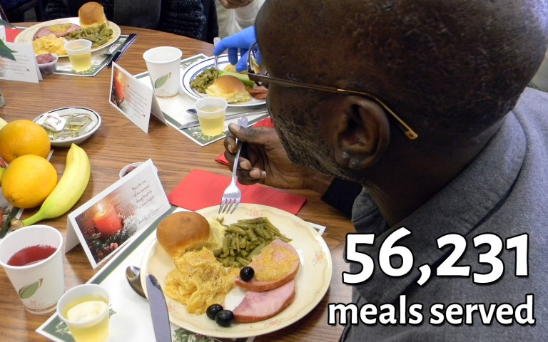56,231 meals served