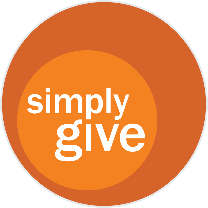 Simply Give logo