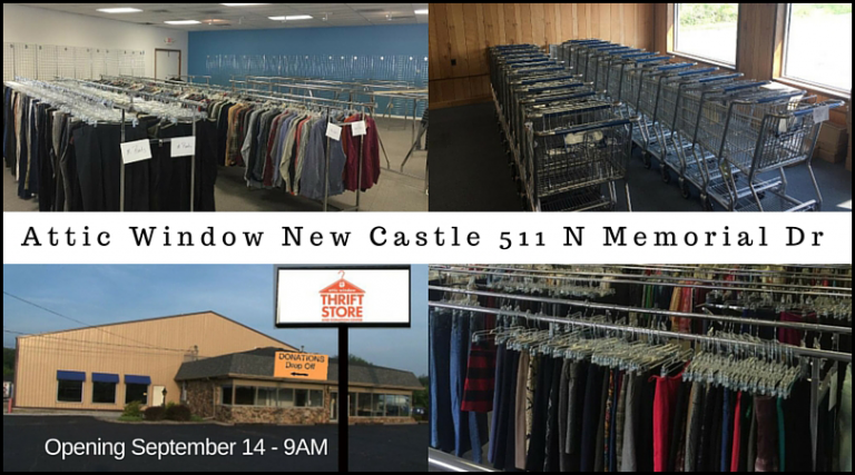 Pictures of New Castle store