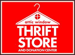 Attic Window Thrift Stores