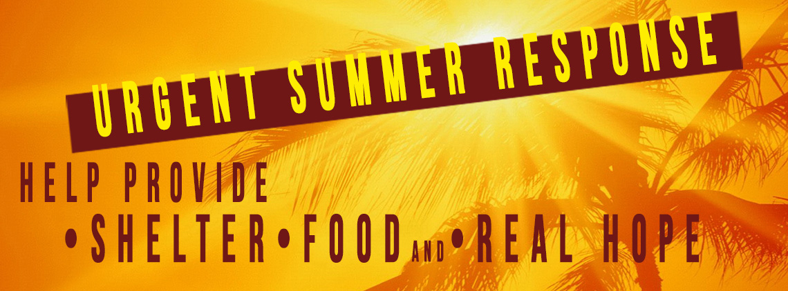 2017 Urgent Summer Response