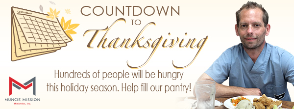Countdown to Thanksgiving